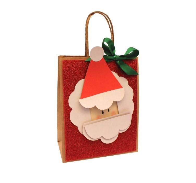 sacola de Natal