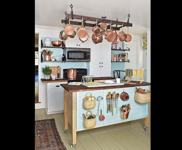 movel reciclado na cozinha