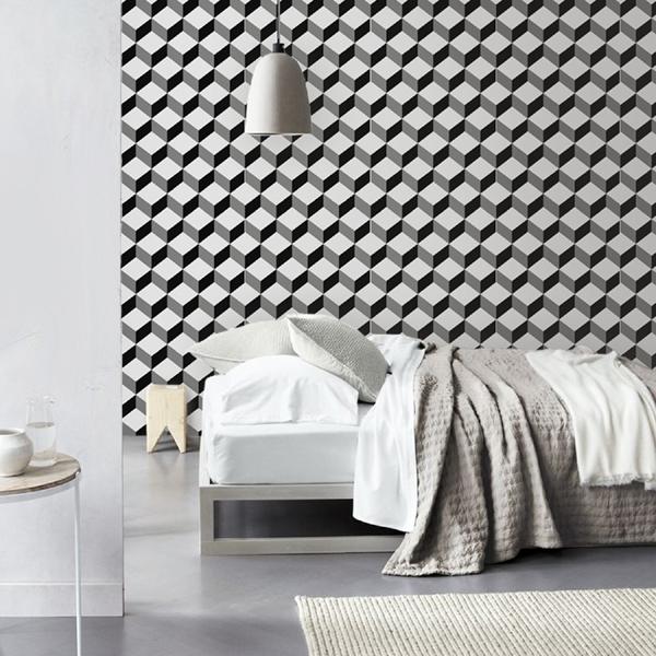 tutorial papel de parede