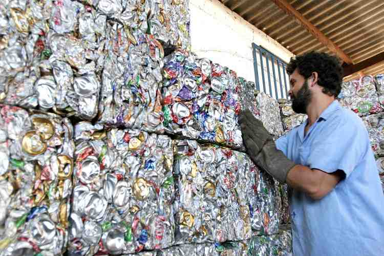 cooperativa de reciclagem importancia