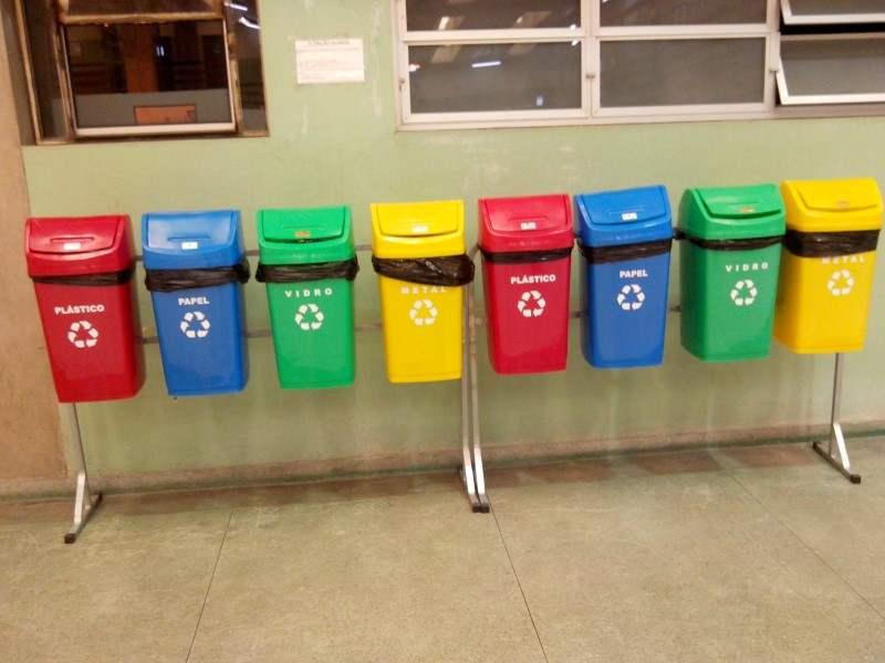 o que é reciclagem