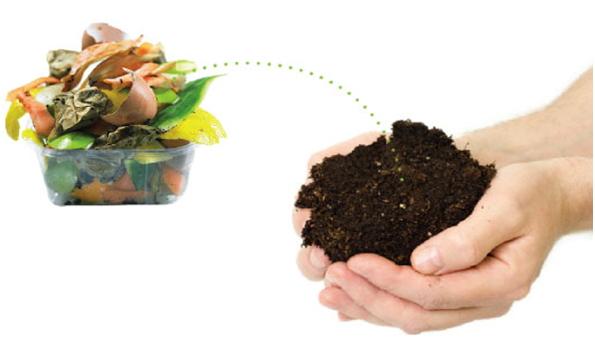 o que é compostagem
