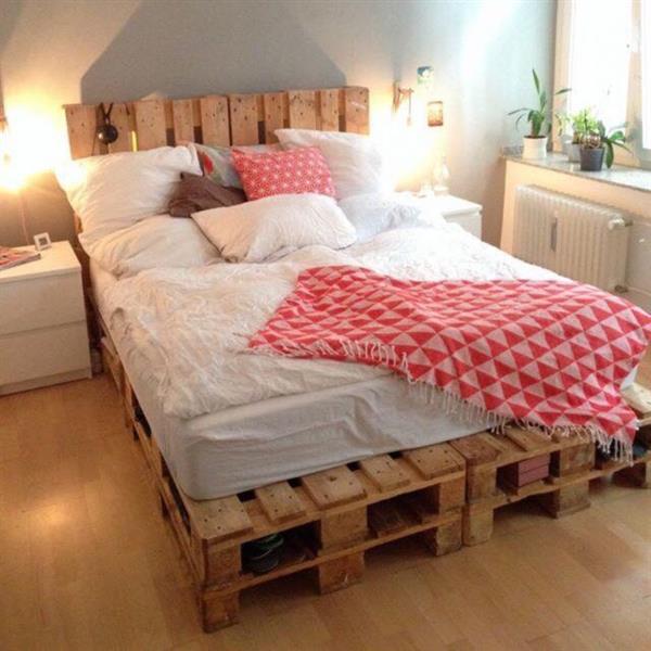 cama pallet feminina