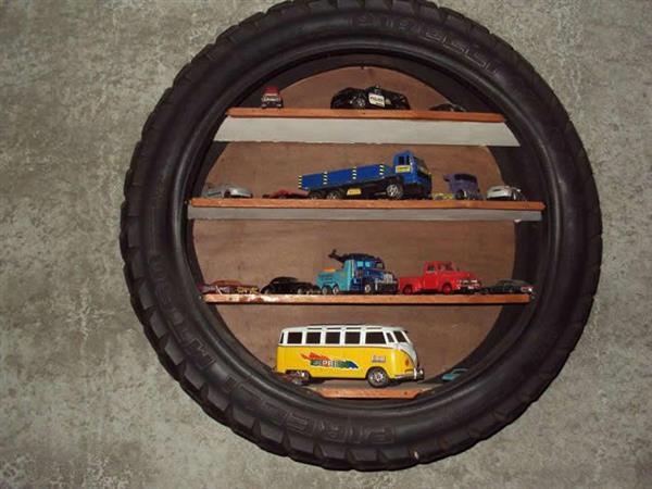 nicho de pneu