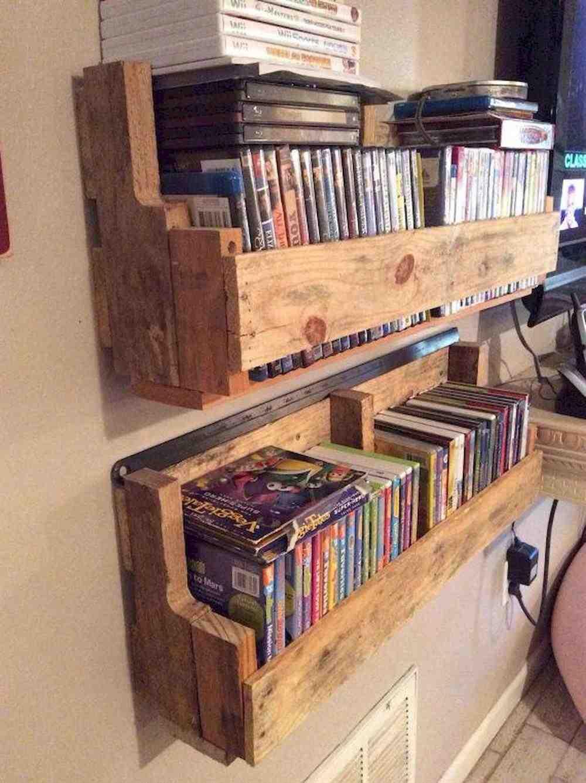 prateleira para livros na parede