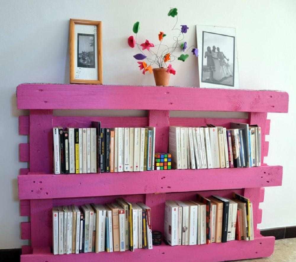 prateleira de livros personalizada