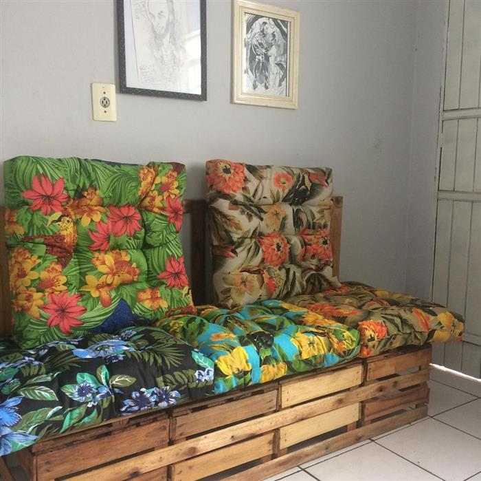 móveis de caixote para sala